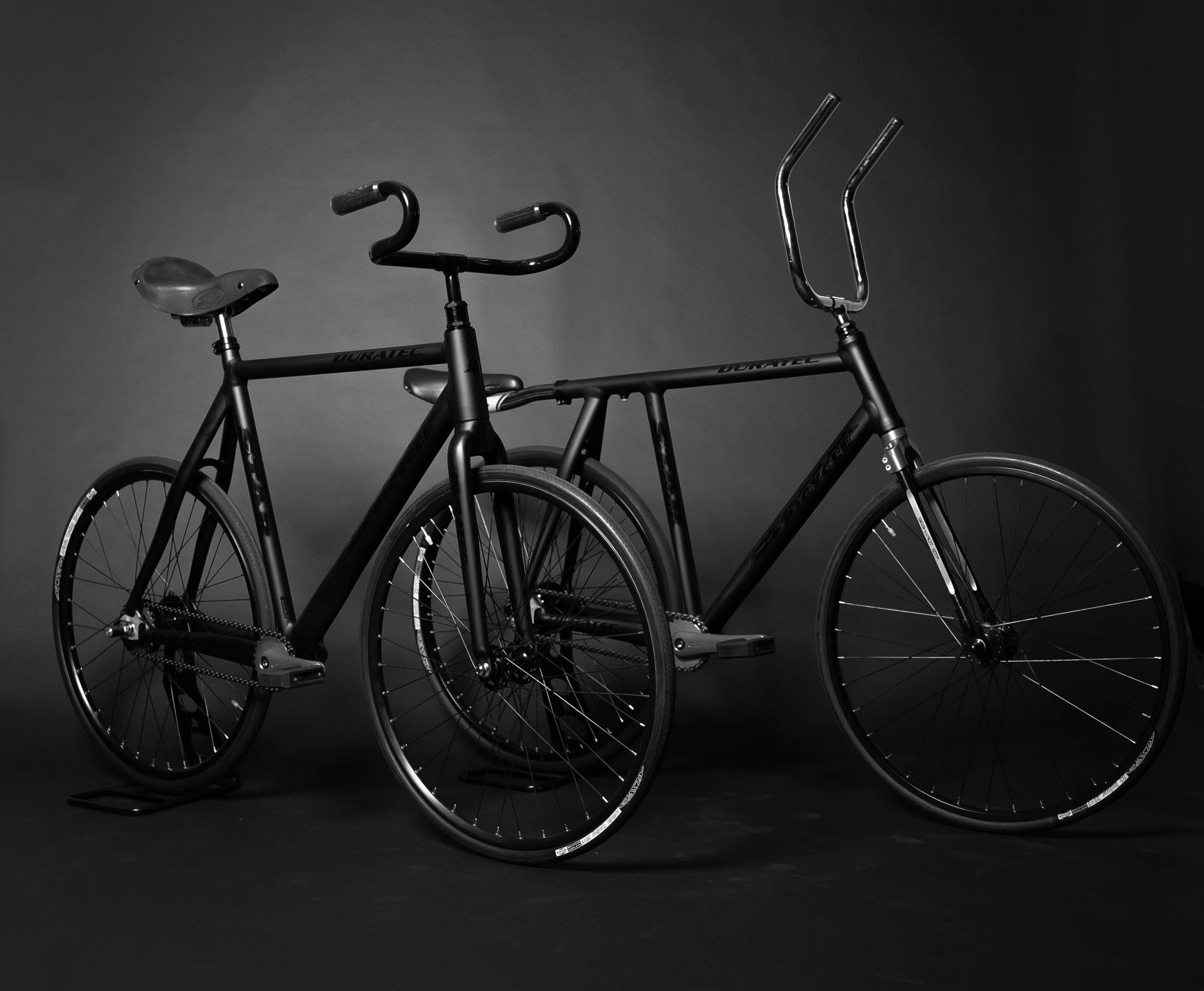 Die Velos für Radball und Kunstrad von Star Bicycle