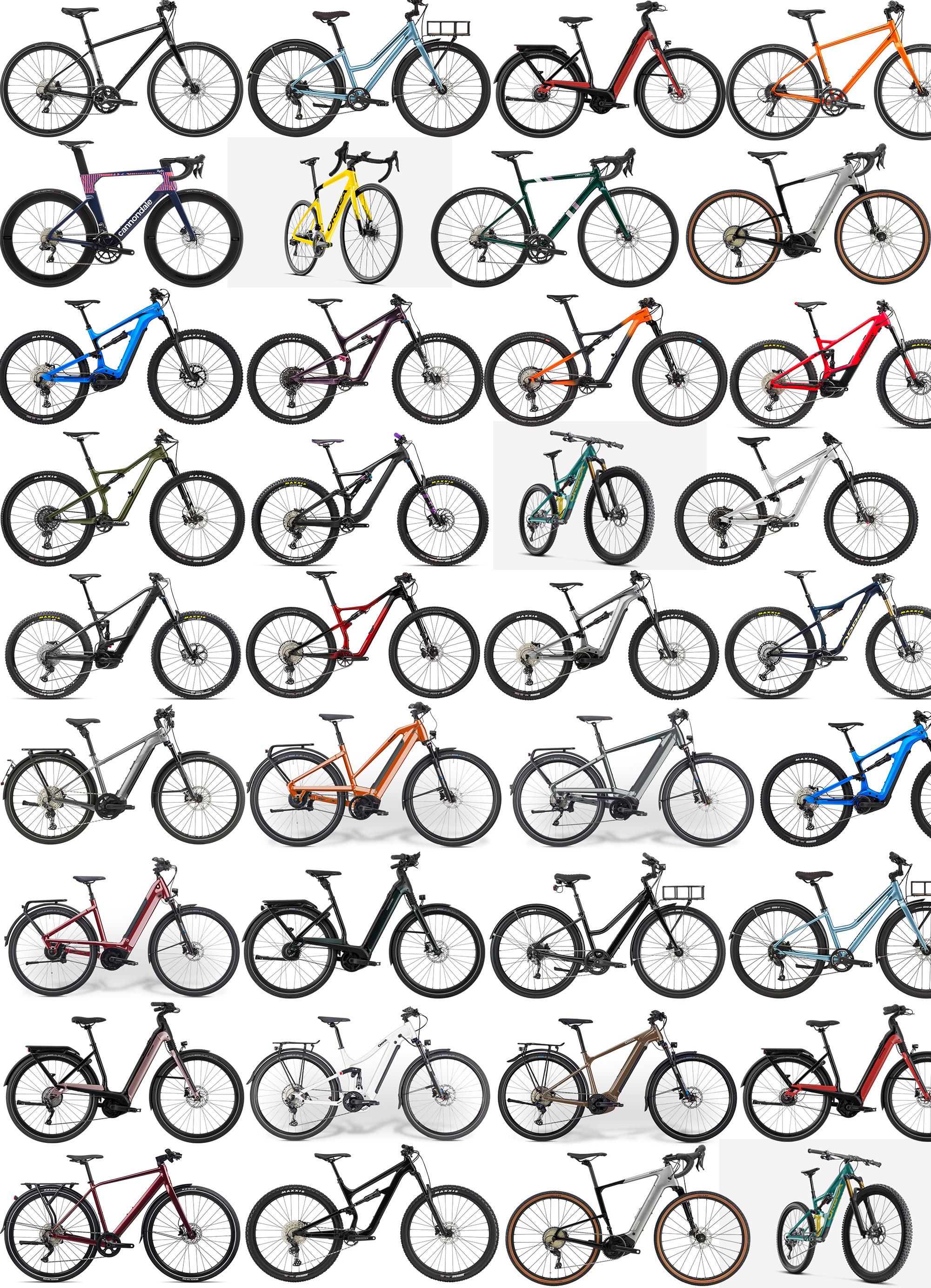 Wir haben noch diverse coole Bikes, garantiert finden wir das passende für dich.
