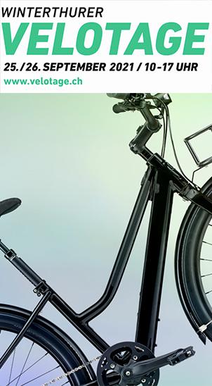 Sicher dir schon heute ein passendes Velo oder E-Bike für die nächste Saison.
