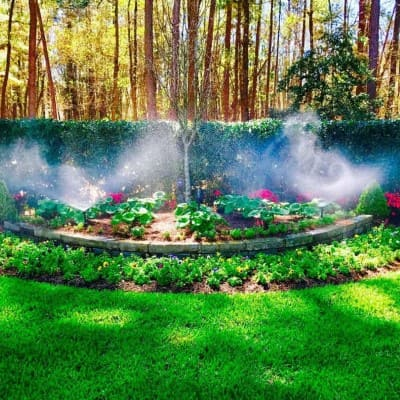 Irrigation System Sprinkler Company Woodforest Texas