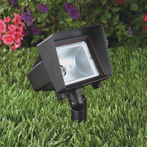 LED Lamp Landscape Lighting Company Woodforest Texas