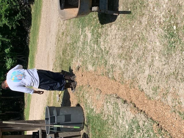 Yard Drainage System Installer The Woodlands Texas
