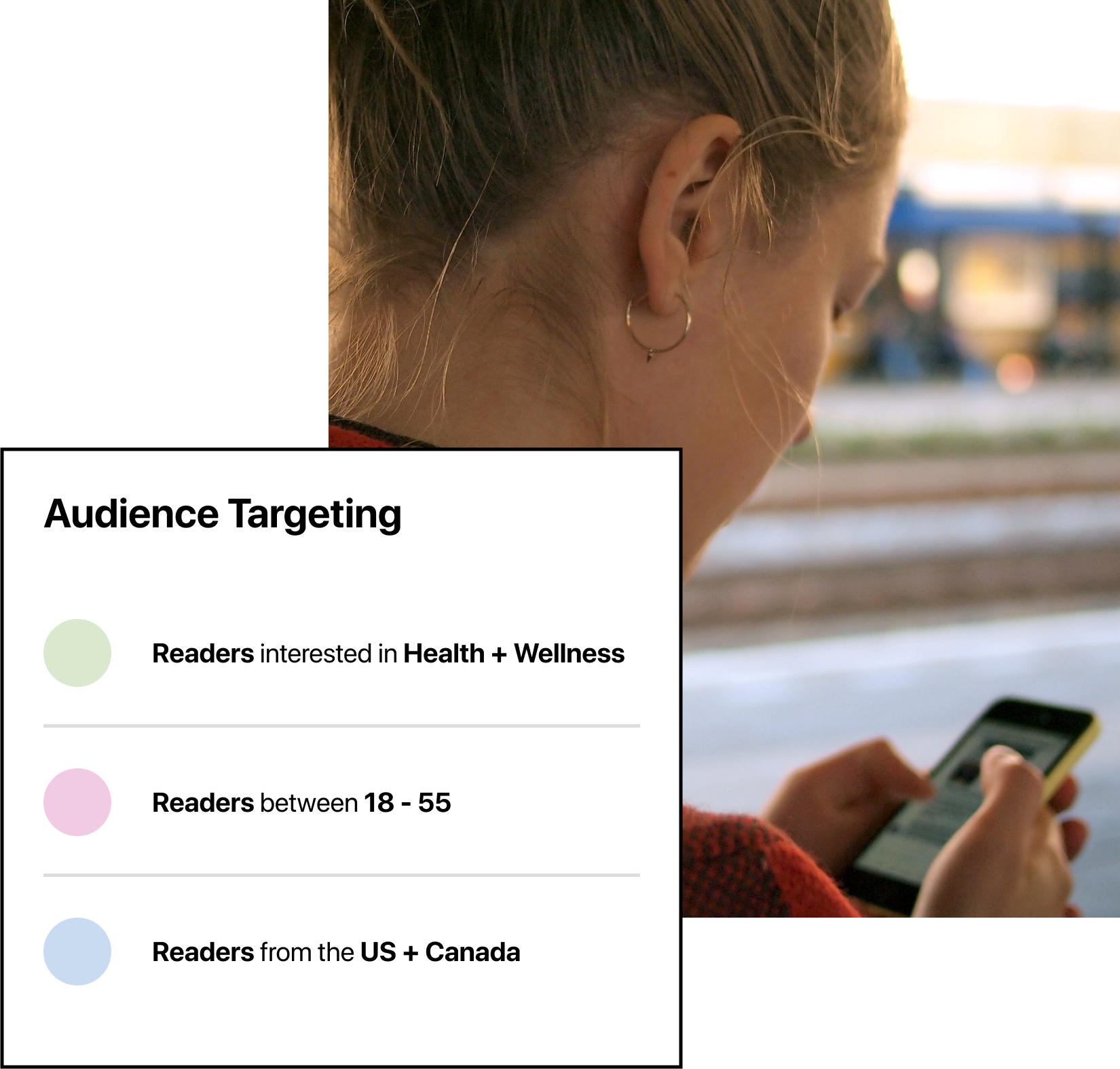 Vocal for Brands audience targeting