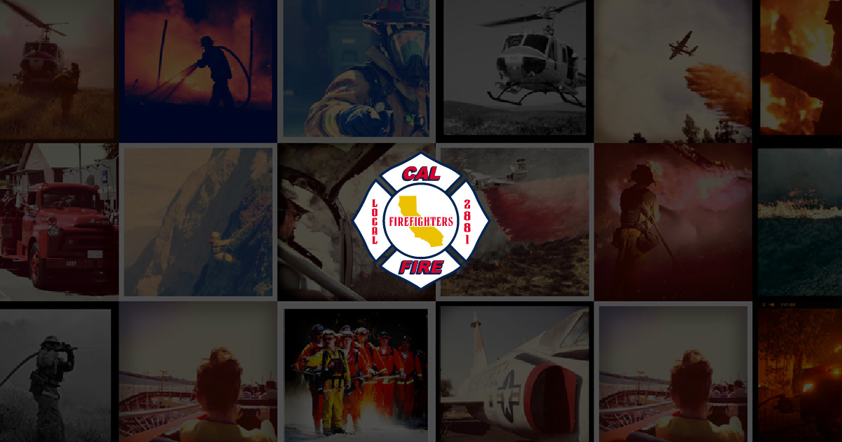 CAL FIRE Firefighters IAFF Local #2881 Endorse Newland Sierra