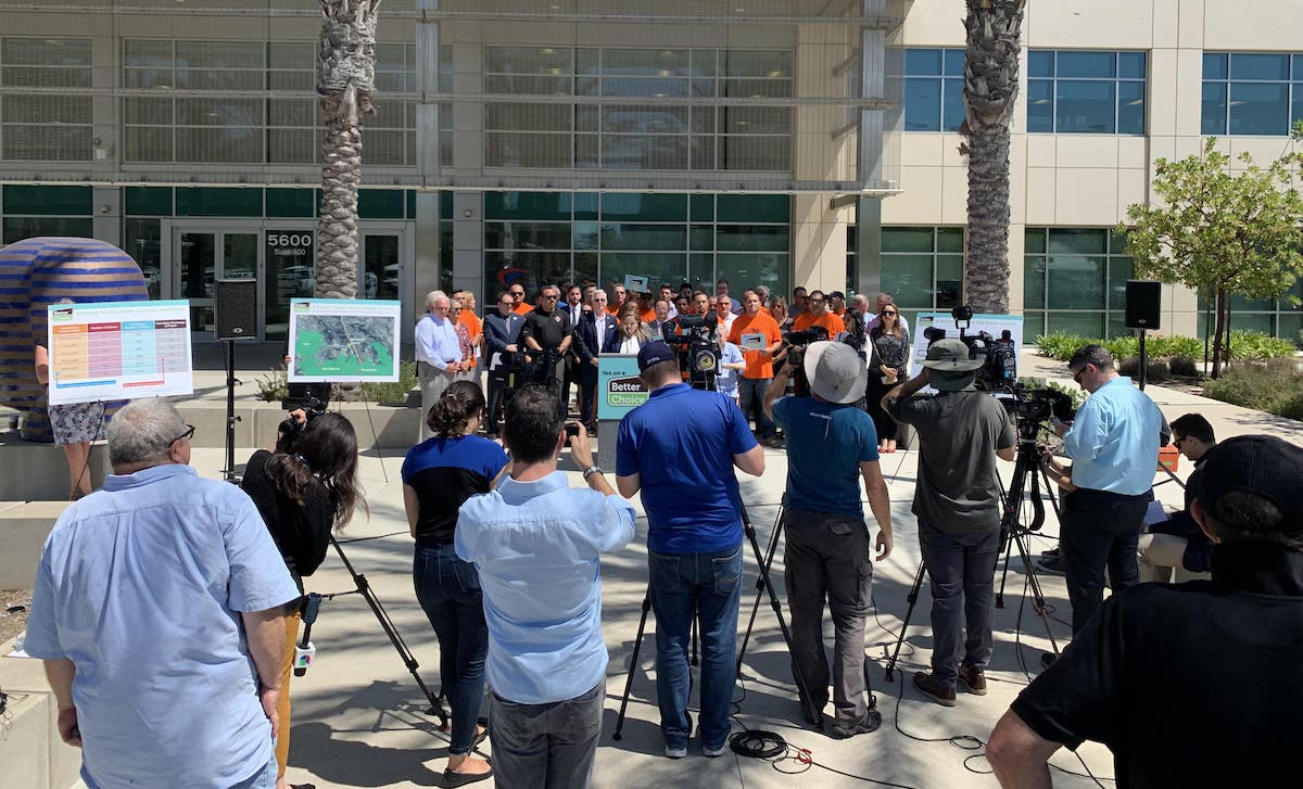 "Broad Coalition of San Diegans Kick Off Campaign  for the ""Better Choice"" Measure on the March 2020 Ballot"