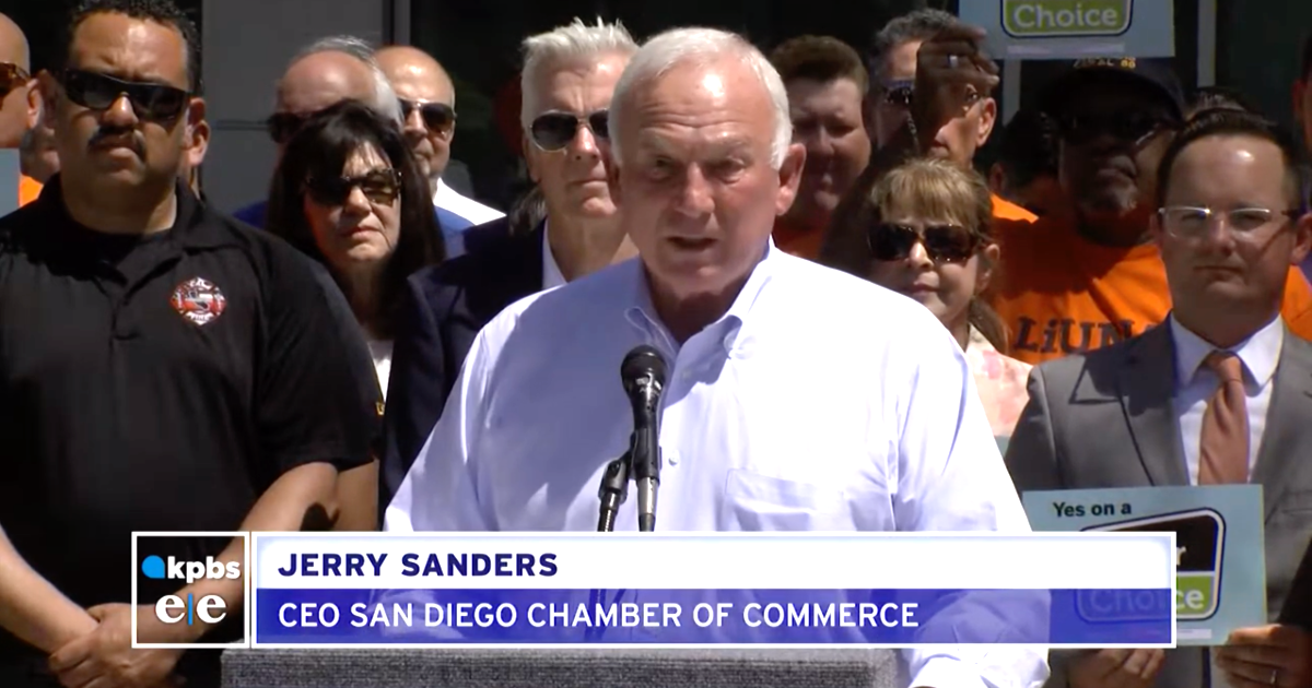 KPBS: San Diego County To Vote On Newland Sierra Development