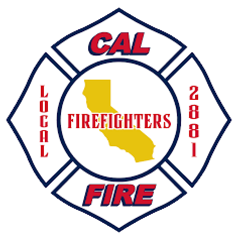 Cal Fire Firefighters Local 2881