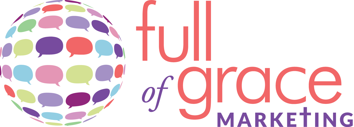 Full of Grace Marketing Logo