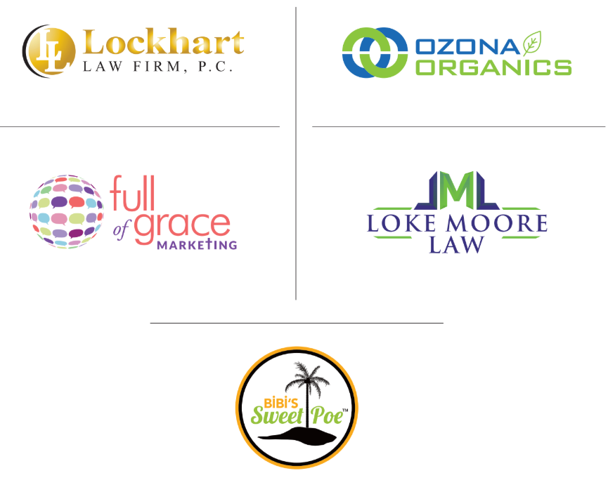 Logo design by Full of Grace Marketing