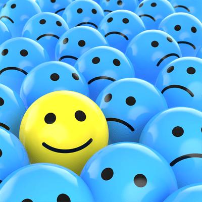 Company Values: Positive Mindset