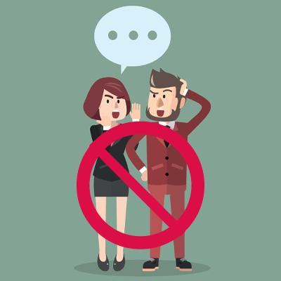 Company Values: No Drama