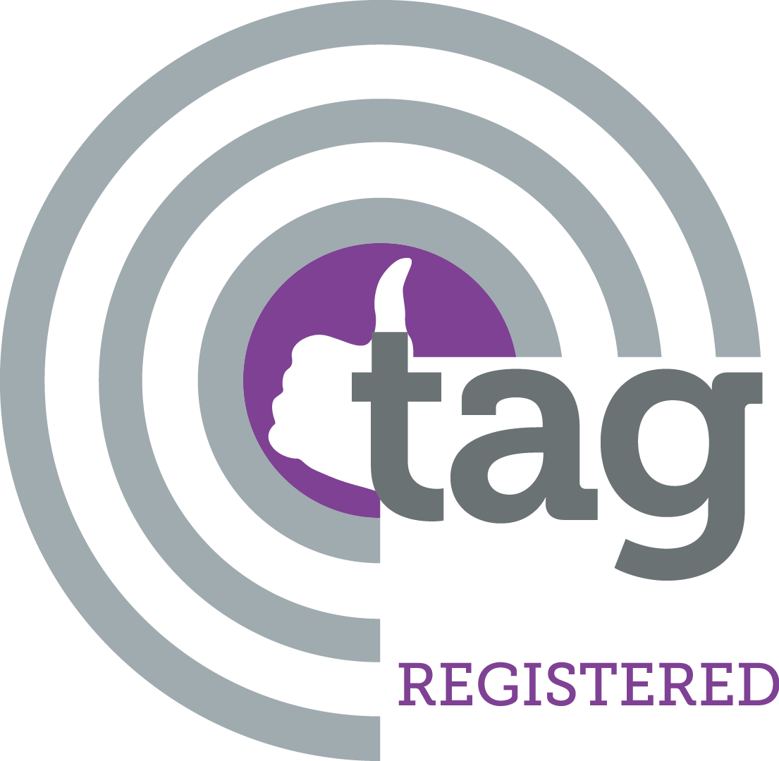 Tag Registered Logo