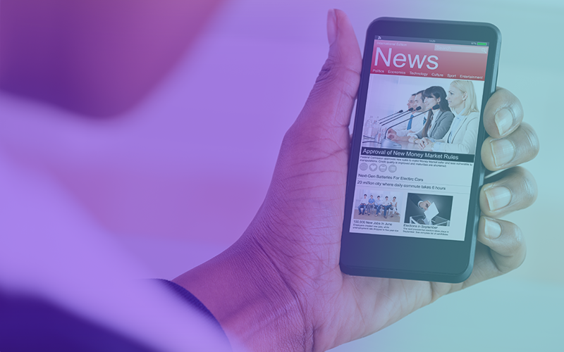 Native advertising uses branded content to draw in consumers