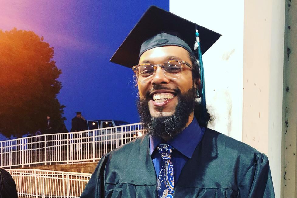 Brandon, May 2019 Graduate