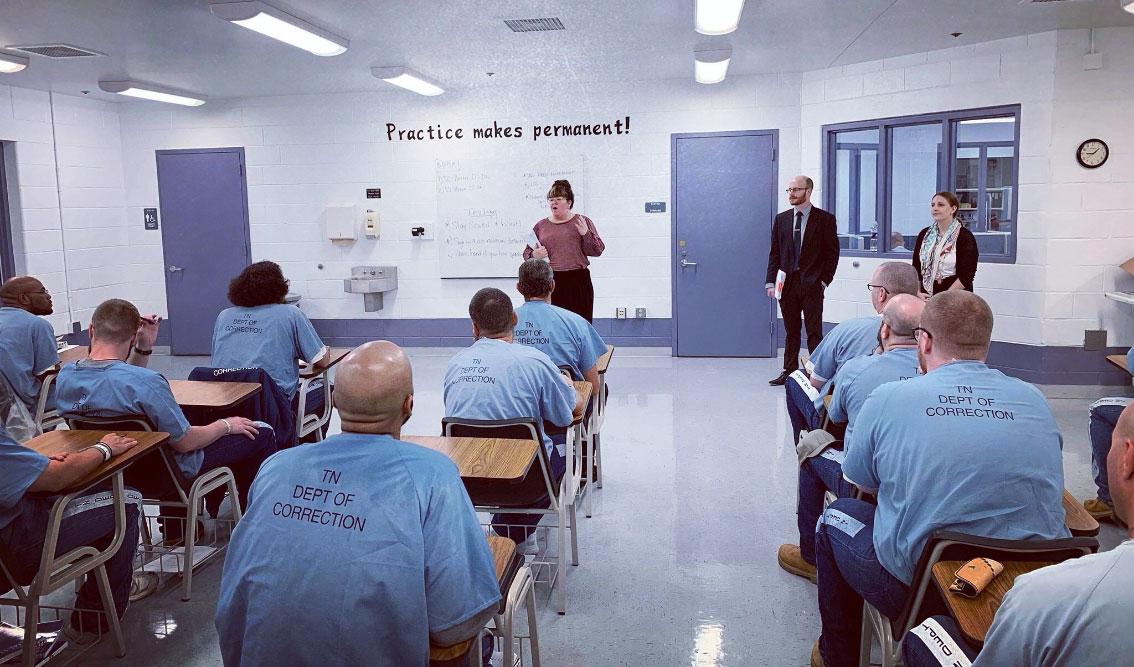 Tennessee Prison College Coalition