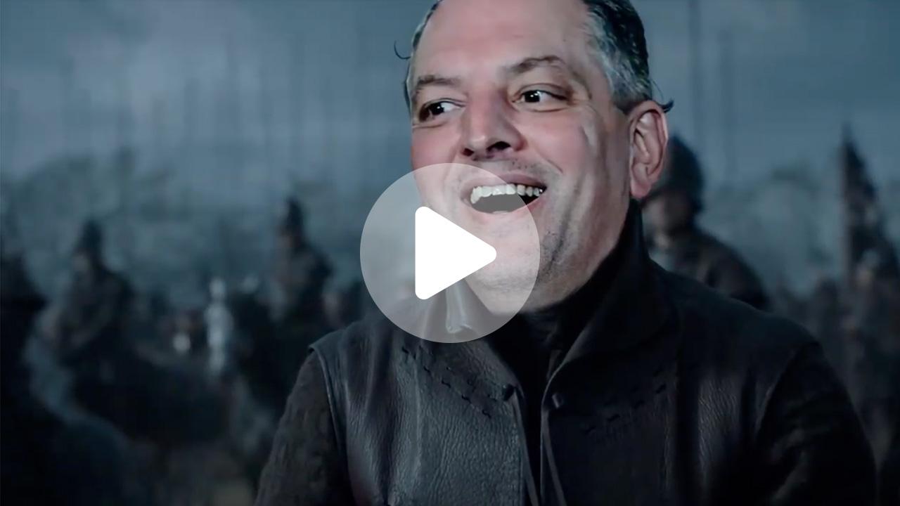 John Bel Edwards Game of Thrones