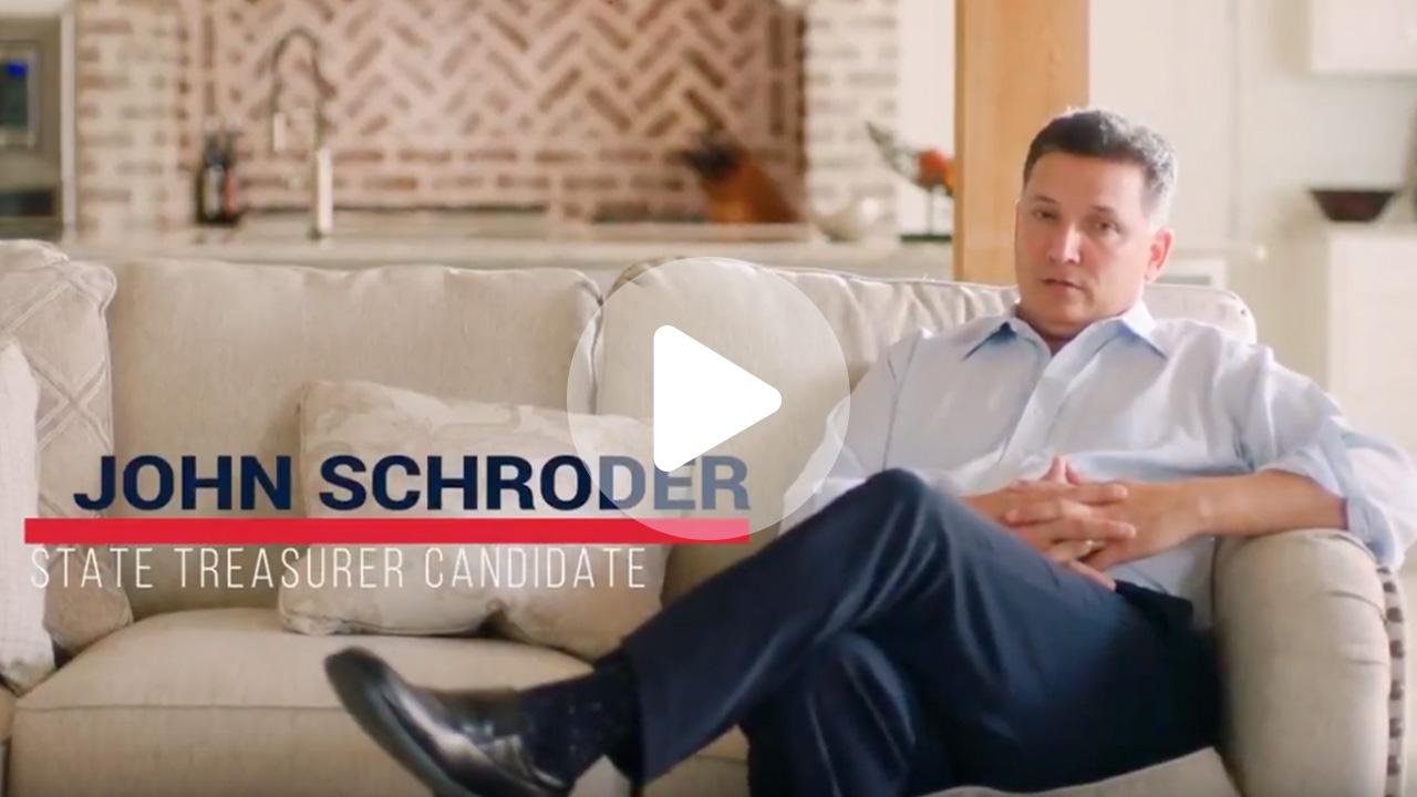 John Schroder, My Story
