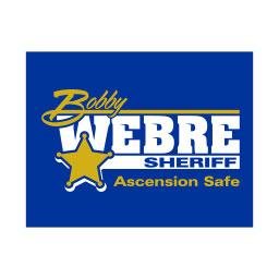 Bobby Webre Sheriff