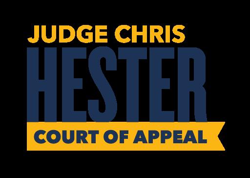 Judge Chris Hester
