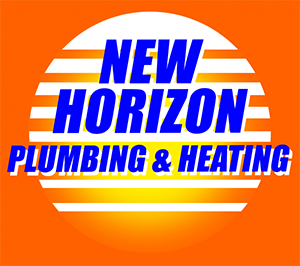 new horizon plumbing & heating logo