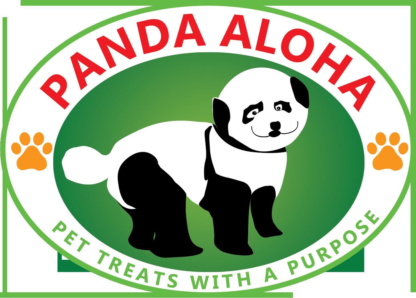 Panda Aloha Logo