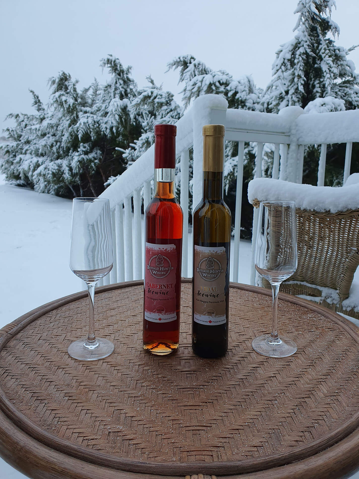 Icewine - final product