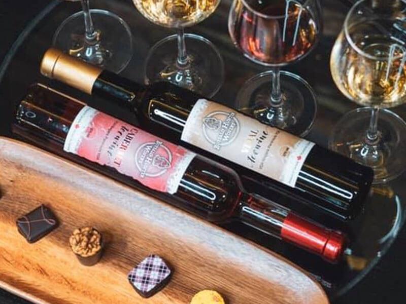 Darčekové balenie ľadového vína