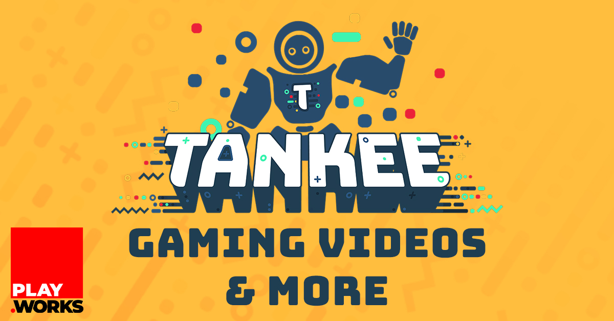 Tankee and PlayWorks Partner to Launch Tankee Roku Channel for Family-friendly Influencer and Gaming Content