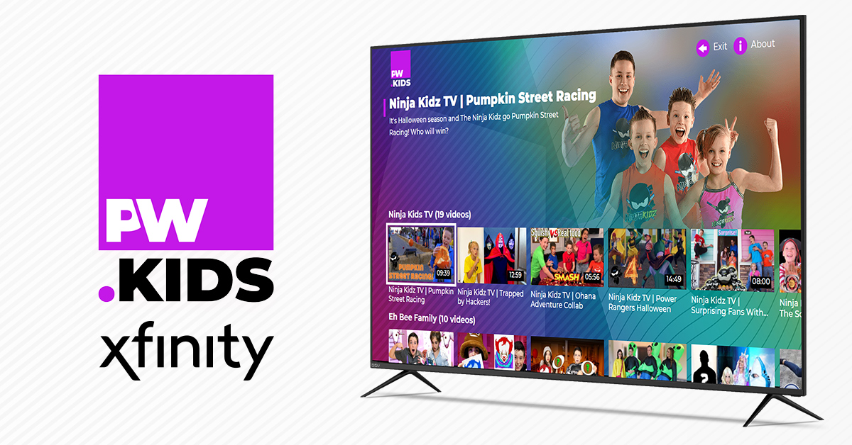 PlayWorks Digital Limited Launches PW Kids AVOD Channel