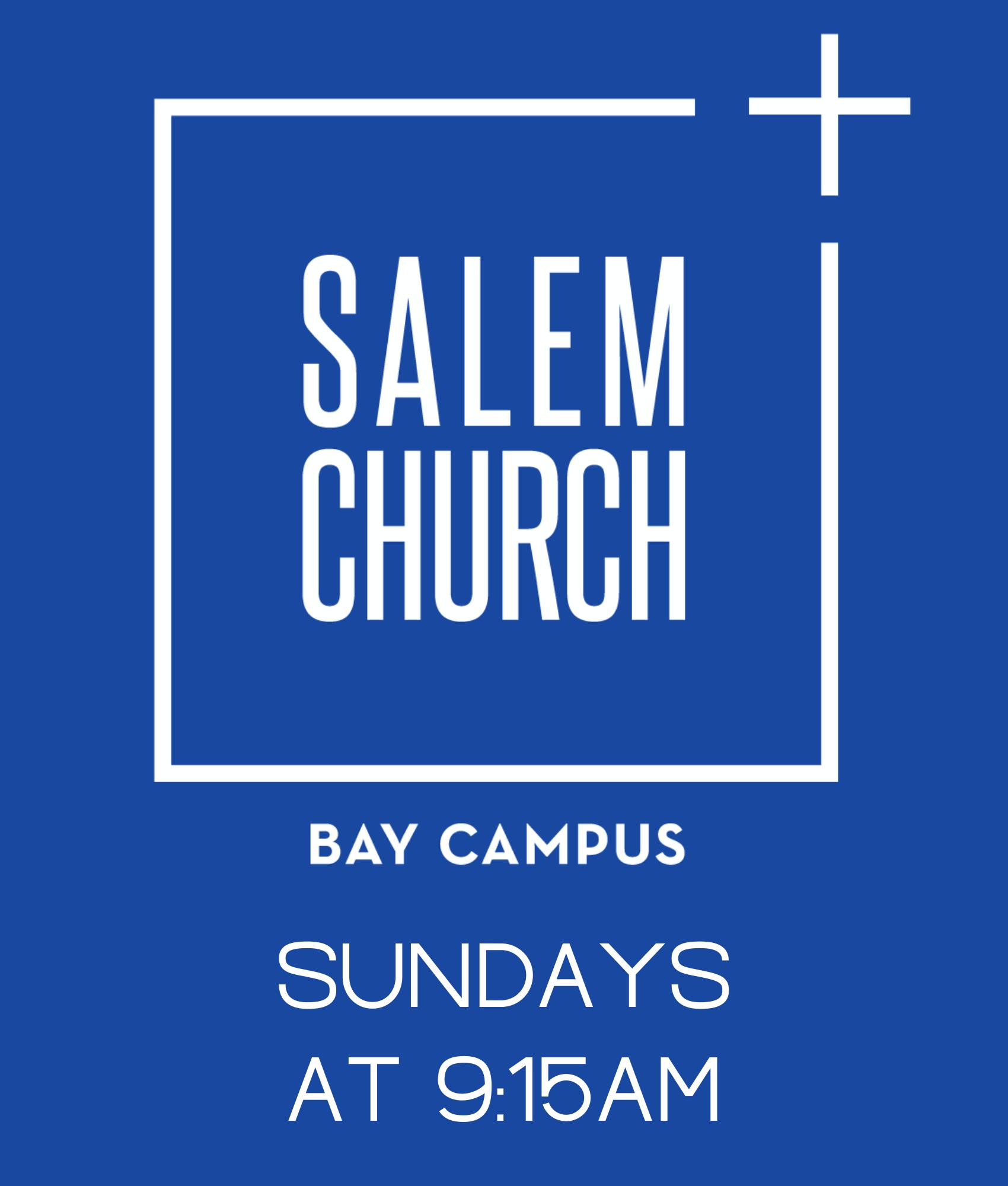 Bay Campus 9:15AM