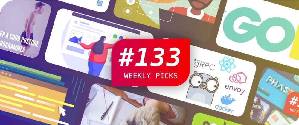 🔥 Trending Developers News — Weekly Picks #133