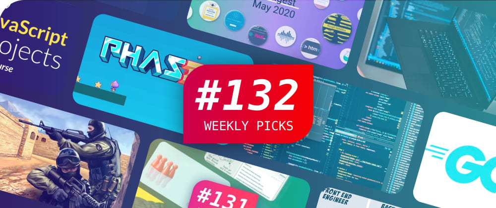 🔥 What's Hot in Web Development? — Weekly Picks #132