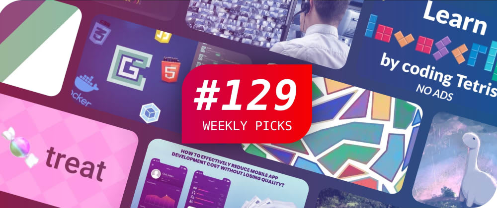 🔥 What's Hot in Web Development? — Weekly Picks #129