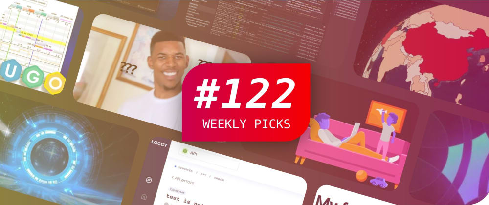 🔥 What Developers Are Looking For? — Weekly Picks #122