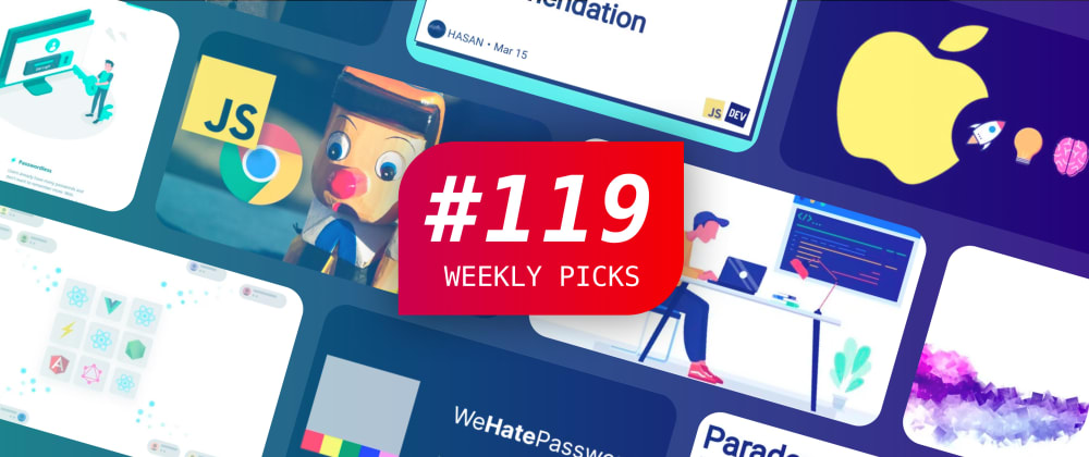 🔥 Software Design, Remote Work, Authentication Solutions, and More — Weekly Picks #119
