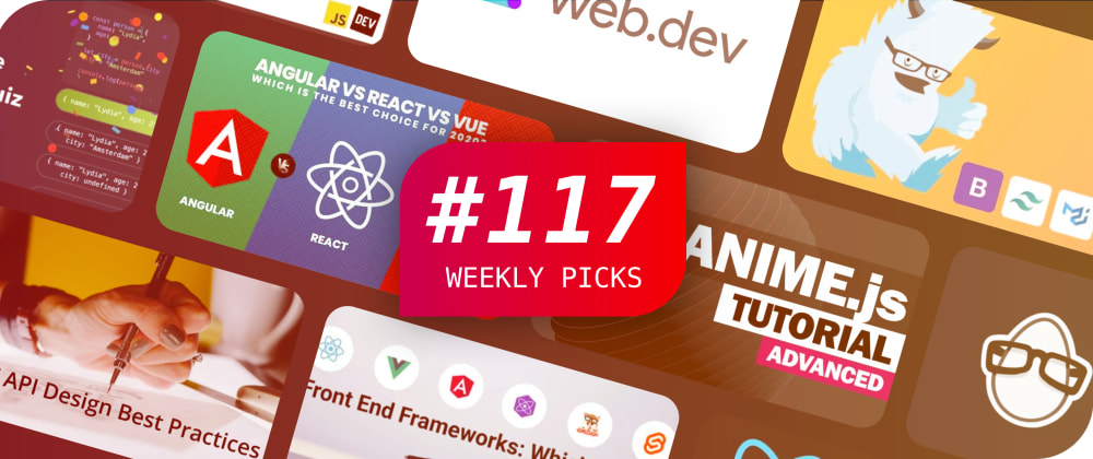 🔥 JavaScript Quiz, React Updates, SVG Animation, and more — Weekly Picks #117