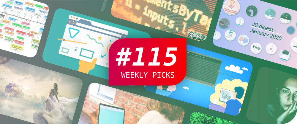 🎨 Micro Frontends, Chrome 80, JavaScript, DevPad and More — Weekly Picks #115