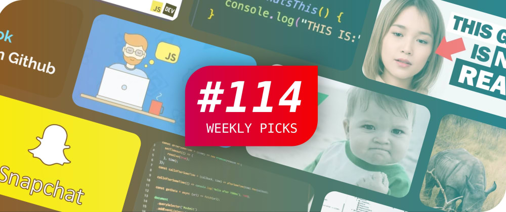 ⚛� JavaScript Updates, React, VSCode, AI and More — Weekly Picks #114