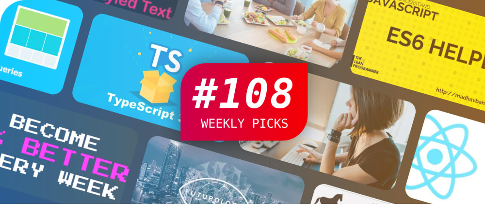 🔥 What's Hot in Web Development? — Weekly Picks #108