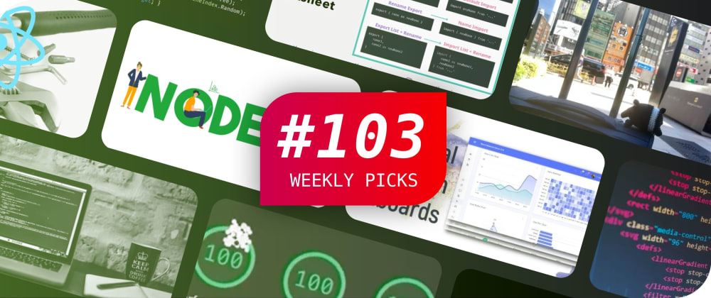 🔥 What's Hot in Web Development? — Weekly Picks #103