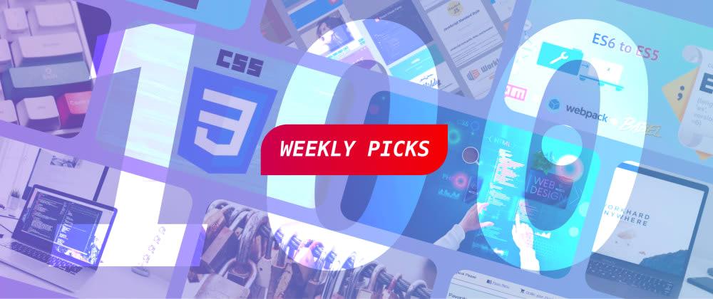 Weekly Picks #100—Development Posts