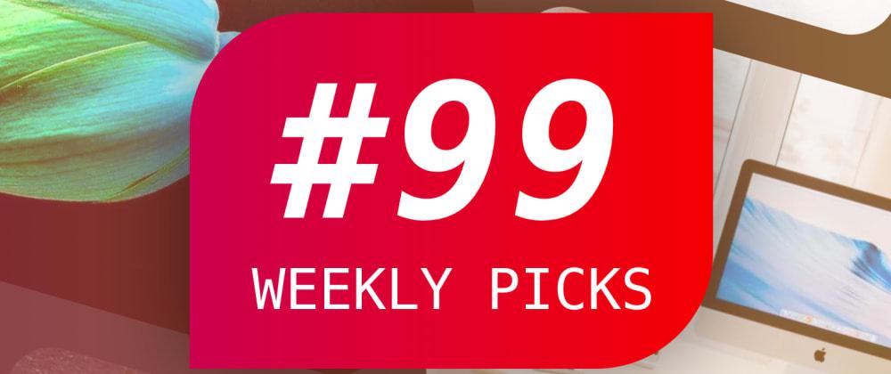 Weekly Picks #99—Development Posts
