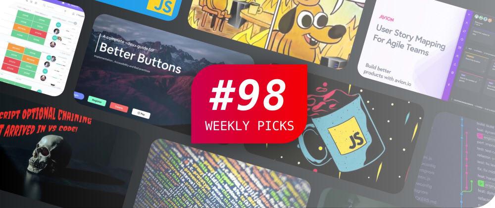 Weekly Picks #98—Development Posts