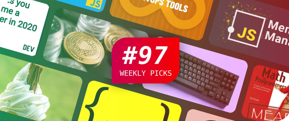 Weekly Picks #97—Development Posts