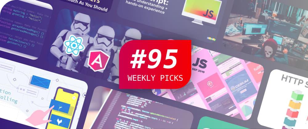 Weekly Picks #95—Development Posts