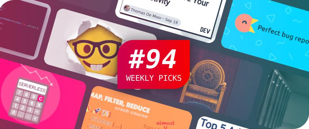 Weekly Picks #94—Development Posts