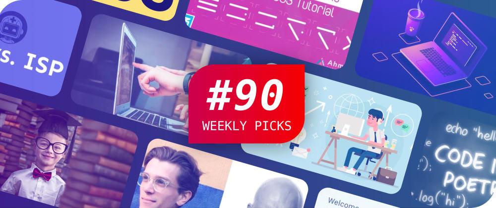 Weekly Picks #90—Development Posts