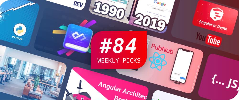 Weekly Picks #84—Development Posts