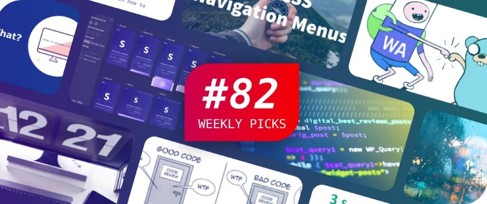 Weekly Picks #82—Development Posts