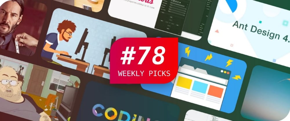 Weekly Picks #78—Development Posts